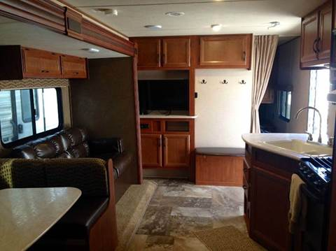 2015 Jayco Jay Flight SLX 287BHSW for sale at Luxury Auto Finder in Batavia IL