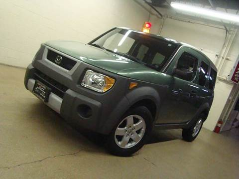 2004 Honda Element for sale at Luxury Auto Finder in Batavia IL