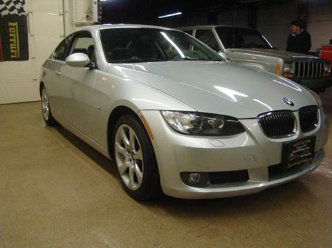 2007 Bmw 3 Series 328xi Awd 2dr Coupe In Batavia Il Luxury Auto Finder