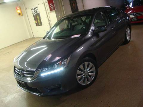 2013 Honda Accord for sale at Luxury Auto Finder in Batavia IL
