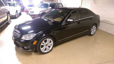 2008 Mercedes-Benz C-Class for sale at Luxury Auto Finder in Batavia IL