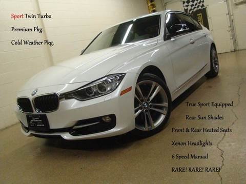 2012 BMW 3 Series for sale at Luxury Auto Finder in Batavia IL