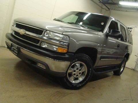 2003 Chevrolet Tahoe for sale at Luxury Auto Finder in Batavia IL