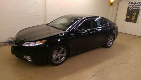 2010 Acura TL for sale at Luxury Auto Finder in Batavia IL