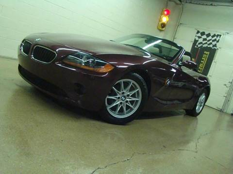 2003 BMW Z4 for sale at Luxury Auto Finder in Batavia IL