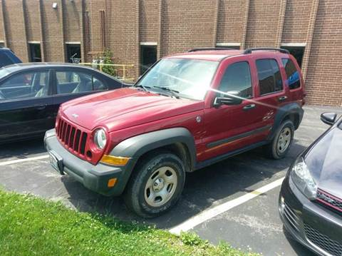 2006 Jeep Liberty for sale at Luxury Auto Finder in Batavia IL