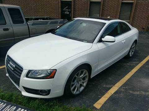 2012 Audi A5 for sale at Luxury Auto Finder in Batavia IL