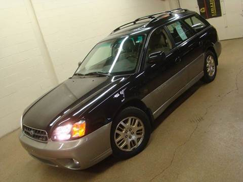 2003 Subaru Outback for sale at Luxury Auto Finder in Batavia IL