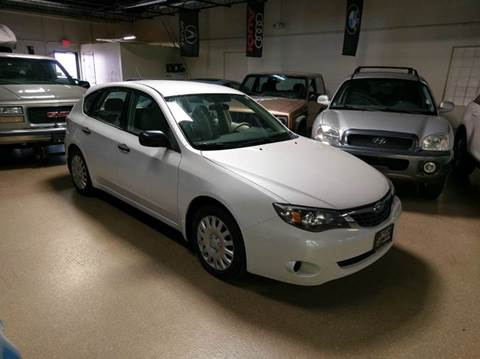 2008 Subaru Impreza for sale at Luxury Auto Finder in Batavia IL