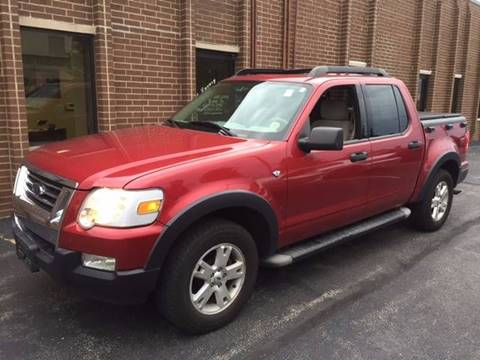 2007 Ford Explorer Sport Trac for sale in Batavia, IL