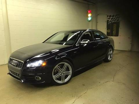 2011 Audi S4 for sale at Luxury Auto Finder in Batavia IL