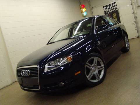 2006 Audi A4 for sale at Luxury Auto Finder in Batavia IL