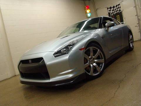 2009 Nissan GT-R for sale at Luxury Auto Finder in Batavia IL