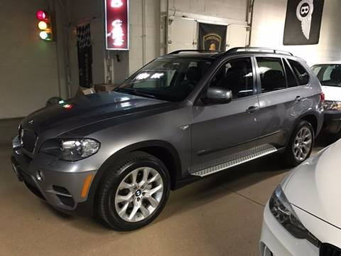 2011 BMW X5 for sale at Luxury Auto Finder in Batavia IL