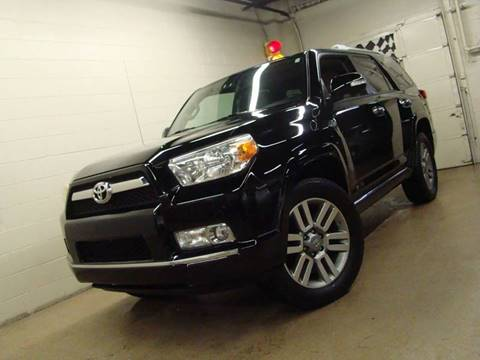 2010 Toyota 4Runner for sale at Luxury Auto Finder in Batavia IL