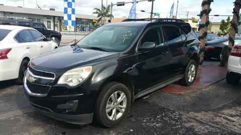2010 Chevrolet Equinox for sale at Global Motors in Hialeah FL