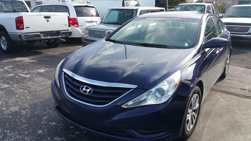 2012 Hyundai Sonata for sale at Global Motors in Hialeah FL