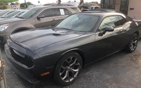 2014 Dodge Challenger For Sale >> 2014 Dodge Challenger For Sale In Hialeah Fl