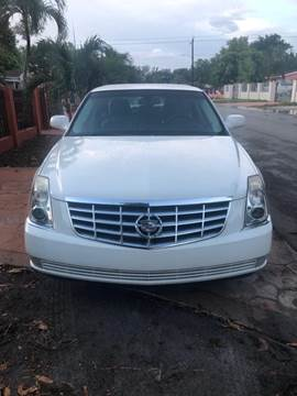 2009 Cadillac DTS for sale in Hialeah, FL