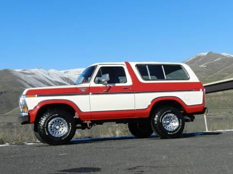 1979 Ford Bronco For Sale In Cincinnati OH