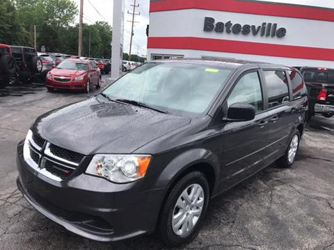 2017 Dodge Grand Caravan for sale in Batesville, IN