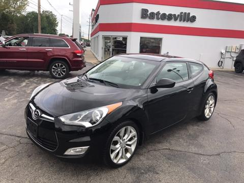 2012 Hyundai Veloster for sale in Batesville, IN