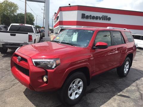 2016 Toyota 4Runner for sale in Batesville, IN