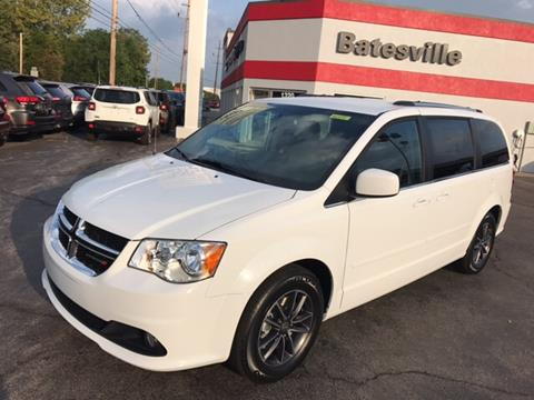 2017 Dodge Grand Caravan for sale in Batesville, IN