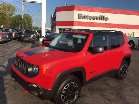 2017 Jeep Renegade for sale in Batesville IN