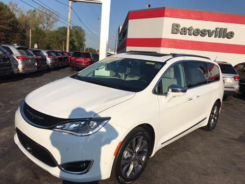 2018 Chrysler Pacifica for sale in Batesville IN