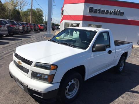 2012 Chevrolet Colorado for sale in Batesville IN