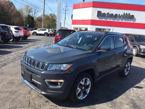 2017 Jeep Compass for sale in Batesville, IN