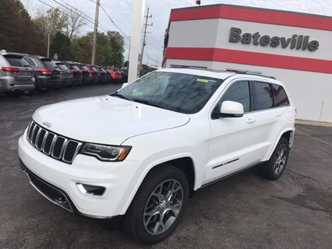2018 Jeep Grand Cherokee for sale in Batesville, IN