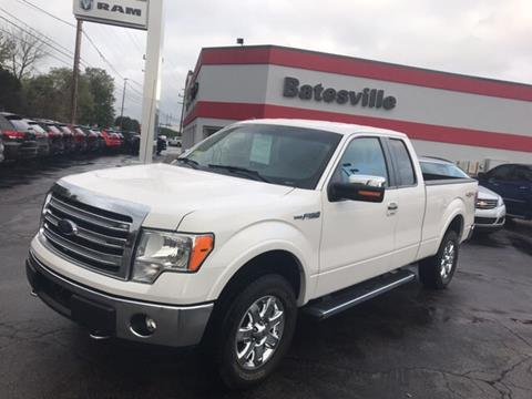 2013 Ford F-150 for sale in Batesville, IN