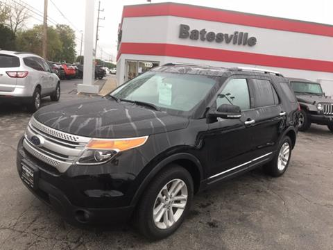 2014 Ford Explorer for sale in Batesville, IN