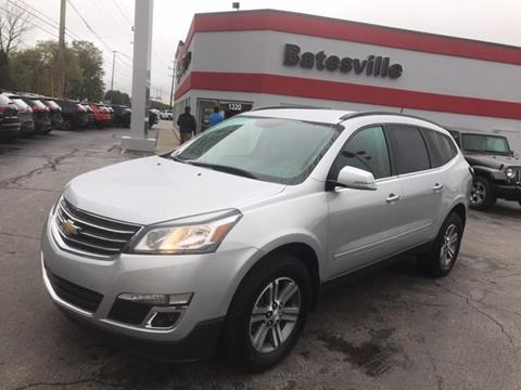 2017 Chevrolet Traverse for sale in Batesville IN