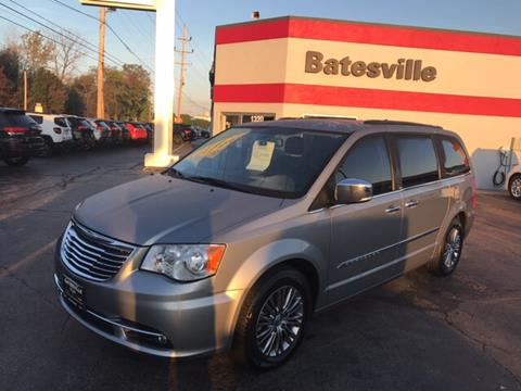 2014 Chrysler Town and Country for sale in Batesville IN