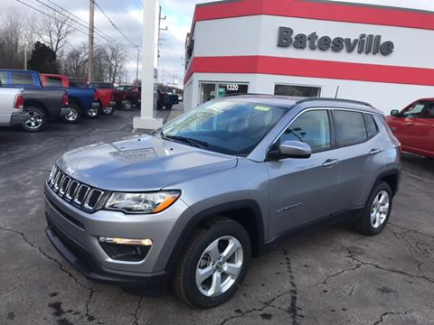 2018 Jeep Compass for sale in Batesville, IN