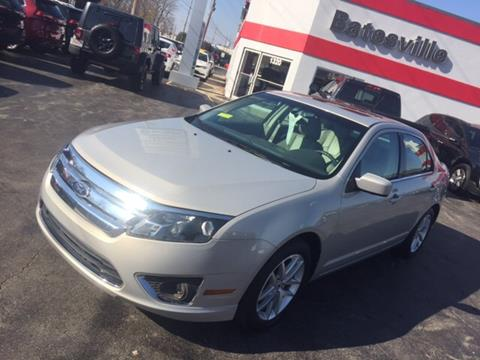 2010 Ford Fusion for sale in Batesville IN