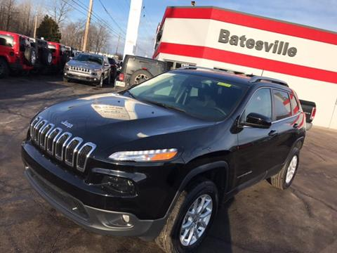 2017 Jeep Cherokee for sale in Batesville IN