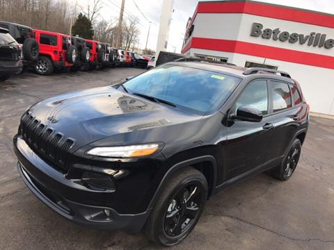 2017 Jeep Cherokee for sale in Batesville, IN