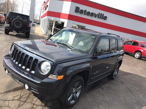 2015 Jeep Patriot for sale in Batesville, IN