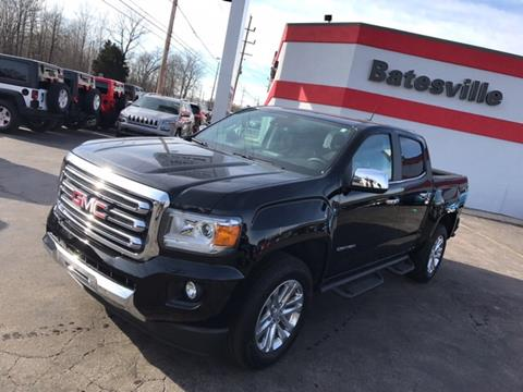 2015 GMC Canyon for sale in Batesville, IN