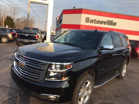 2016 Chevrolet Tahoe for sale in Batesville, IN