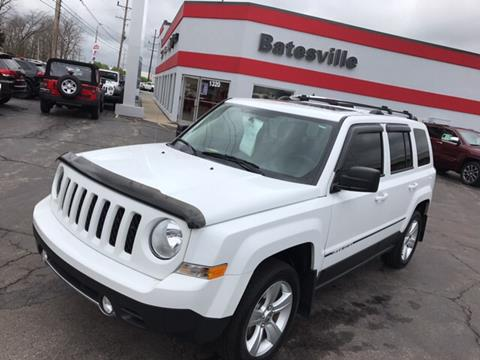 2014 Jeep Patriot for sale in Batesville IN