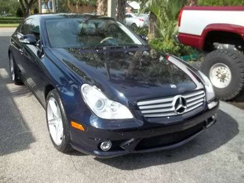2008 Mercedes-Benz CLS for sale in Clearwater, FL