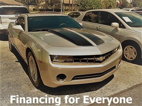 2010 Chevrolet Camaro for sale in Clearwater, FL