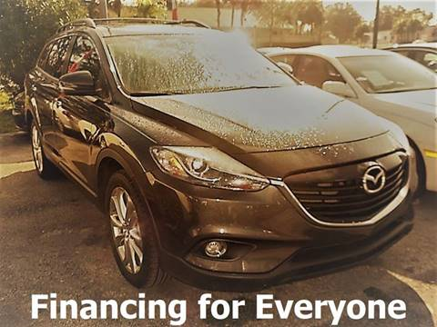 2013 Mazda CX-9 for sale in Clearwater, FL