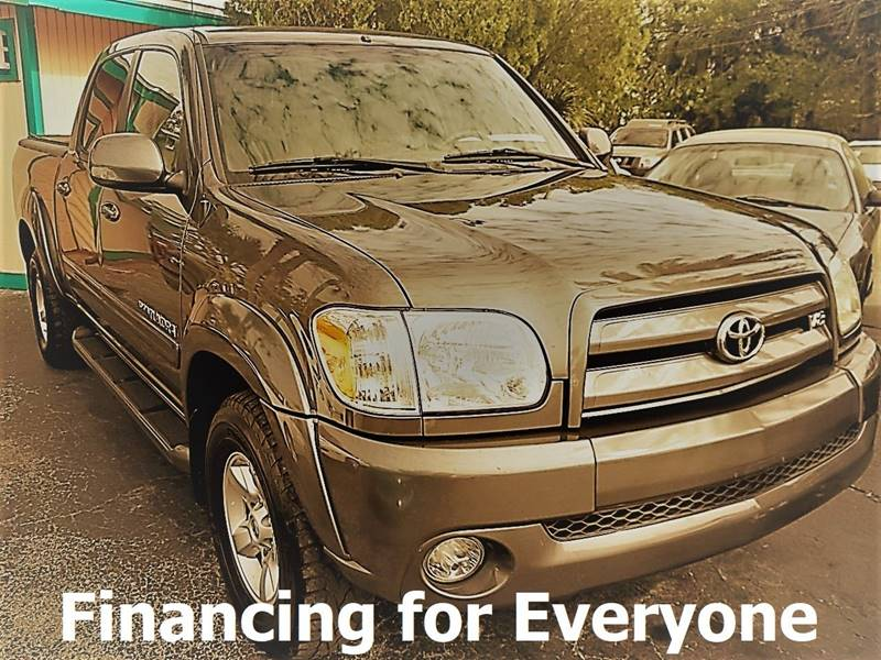 Toyota Tundra 2005 Limited 4dr Double Cab 4WD SB V8