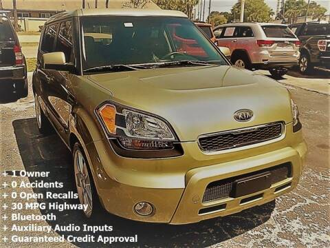 2011 Kia Soul for sale at PJ's Auto World Inc in Clearwater FL